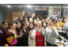 Dinner with International Students of Kosin Univer…
